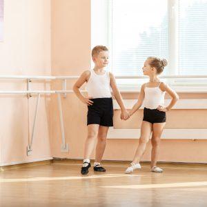 Afterschool in pasi de dans